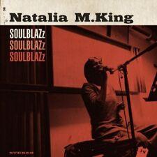 Soulblazz - Natalia M. King (2014, CD NUEVO)