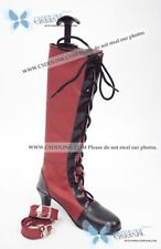Black Butler Ciel cosplay shoes 1042 custom-made boots