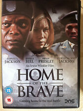 Samuel L. Jackson Jessica Biel 50 Cent HOME OF THE BRAVE ~ 2006 War Drama GB DVD