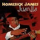 HOMESICK JAMES- JUANITA. CD.