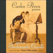 Carlos Perez: Musica de Ferdinando Carulli
