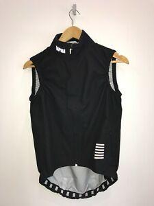 Rapha Black Pro Team Lightweight Gilet Reflective Vest
