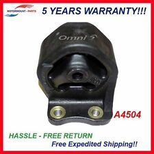 S157 Fit 03-09 Honda Element 2.4L Rear Engine Motor Mount for Auto A4504 EM9168