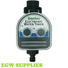Electronic Garden Water Timer Hosepipe Water butt, Tap Watering Darlac DW253