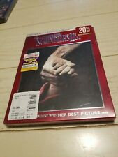 Sealed New Dvd Schindler's List 20th Anniversary Limited Edition Nos Ships Free