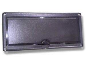 Boat / Motorcycle / Spa Marine Stereo Radio Head Unit Housing Cover Guard - BLK