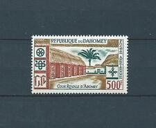 DAHOMEY - 1960 YT 19 - POSTE AERIENNE - TIMBRE NEUF* charnière