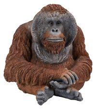 Large Real Life Orangutan   Resin Home or Garden Decoration   XRL-ORAN-B