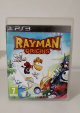 RAYMAN ORIGINS PS3 COME NUOVO ITALIANO ORIGINALE SONY PLAYSTATION 3 COMPLETO