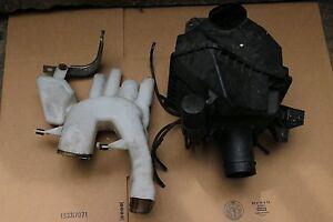 01-03 INFINITI QX4 AIR BOX 3.5L AIR INTAKE  BOX FILTER TUBE HOSE RESONATOR OEM