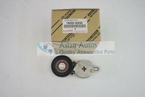 Genuine Toyota Camry 10-11 2.5L Serpentine Drive Fan Belt Tensioner 1662036030