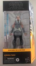 Star Wars Black Series The Clone Wars AHSOKA TANO Walmart Exclusive VHTF New