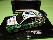 IXO 1:43 - FORD FOCUS WRC - 7 RALLY SWEDEN 2008  RAM316 - IN  ORIGINAL  BOX