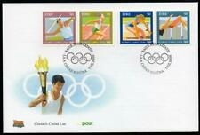 IRELAND 2000 Olympic Games FDC
