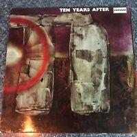 LP VINYL ALBUM TEN YEARS AFTER STONEDHENGE GATEFOLD 1969 UK 1ST PRESS EX/EX