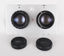 "ILEX F4.5 6 3/8"" Portronic Paragon Lens, Lot of 2 on Lens Mount"