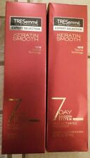 Tresemme Keratin 7 Day Smooth System Heat Activated Treatment 3 fl oz (2 pack)