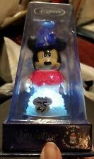 Vinylmation Light Up Mickey Sorcerer 25th Anniversary SEALED/BOX!!! (SEE NOTE!)