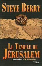 Le Temple de Jérusalem von Steve Berry | Buch | Zustand gut