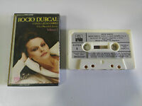 ROCIO DURCAL CANTA A JUAN GABRIEL CINTA CASSETTE 1978 SPANISH ED PAPER LABELS