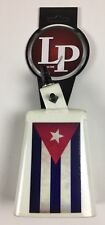 Lp Cha Cha Cowbell Painted With Cuban Flag Design Lp20Ny-Qba3