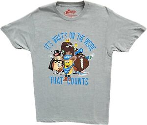 Hostess Twinkie Its What's On The Inside That Counts T-Shirt Cotton New Tee