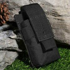 Outdoor Mini Belt Pack Pouch Flashlight Bag Molle Tactical Gadget_Pocket