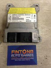 Ford Focus Air Bag Airbag Control Module ECU Brain / 0285001248
