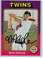Max Kepler 2019 Topps Archives 5x7 Gold #113 /10 Twins