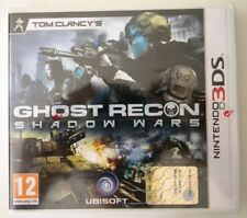 GHOST RECON SHADOW WARS NINTENDO 3DS NUOVO