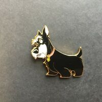 Jock of Lady and the Tramp Very RARE and Hard to Find Disney Pin 8766
