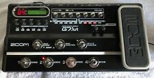 Zoom G7.1ut guitar processor with Hall's Echos From The Past EFTP Shadows