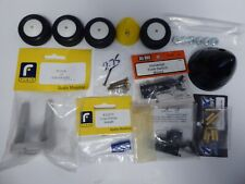 Job Lot RC Parts Flair Wheels, Engine Mount,Spinners, Dubro Switch Mounts MORE!