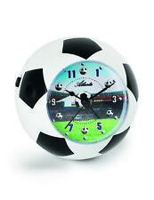 Atlanta Fußball Wecker mit Gesang Musik Quarz Analog - Atlanta 1197