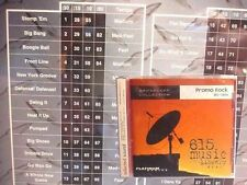 Promo Rock's Music Musik-CD
