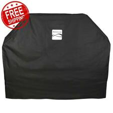 Grill Cover Fits Grills Up to 56 in. x 25 in. x 44 in. Kenmore Cover Black