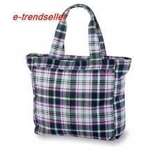 708e2b2de5601 Dakine Solano Karriert Handtasche Tasche Henkeltasche