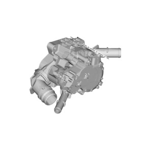 2020-2021 Hyundai Sonata Hybrid OEM Heat Thermostat Thermal Management Module