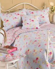 Édredons et couvre-lits à motif Floral pour chambre en 100% coton