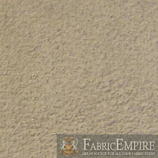 """BEIGE Synergy Suede Headliner Upholstery Fabric 1/8 Foam Backed 60""""W Sold BTY"""