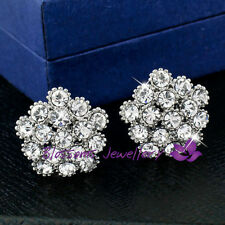 Crystal Huggie Mixed Themes Fashion Earrings