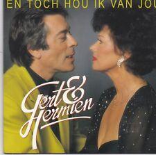 Gert &Hermien-En Toch Hou Ik Van Jou cd single