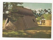 Boland Open Air Farm Museum Worcester South Africa 1986 Postcard 089b