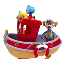 Pip Ahoy! Pull along Skipper's Bucket tug boat Age 3 years +