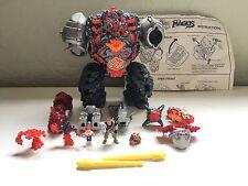 Mighty Max Blasts Magnus-Complete Set-Bluebird Toys 1994