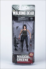 "MAGGIE GREENE THE WALKING DEAD TV SERIES 5, 5"" ACTION FIGURE MCFARLANE TOYS"