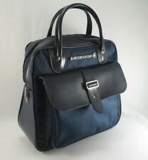 Air Canada Flight Attendant Carry On Bag Vintage Blue