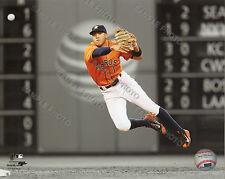 Carlos Correa Houston Astros 2015 Spotlight Action 8x10 Photofile Photo