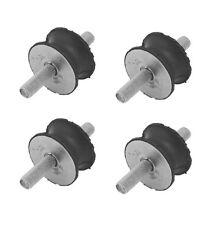Pack of 4 Exhaust Mounting Rubber Mini Bobbin 5/16 UNF Silencer Holder 255-038