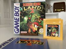 Donkey Kong Land 2 - Nintendo Gameboy Classic Spiel in OVP